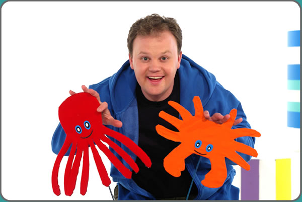 The Official Justin Fletcher Website
